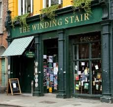 Winding Stair, Dublin
