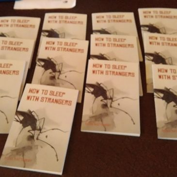 """Launch introduction of Ross Hattaway's """"How to Sleep with Strangers"""" by Anne Tannam"""