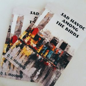 Sad Havoc Among the Bird by  D.S.Maolalai, published by Turas Press April 2019.