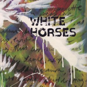 """""""White Horses"""" by Jo Burns."""