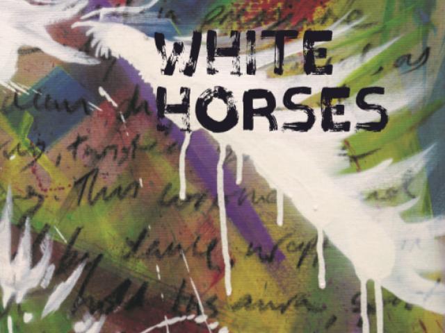 White Horses by Jo Burns
