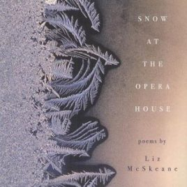 Snow at the Opera House, Liz McSkeane