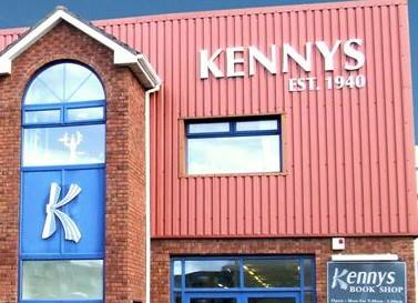 Kenny's Bookshop and Art Gallery, Liosban Business Park, Tuam Rd., Galwau