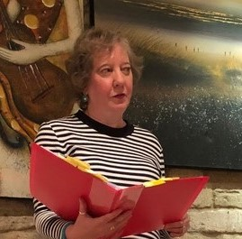 "Julie-ann Rowell: ""Exposure"" was published in September, 2019"
