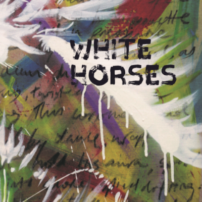 White Horses by Jo Burns published by Turas Press 2018