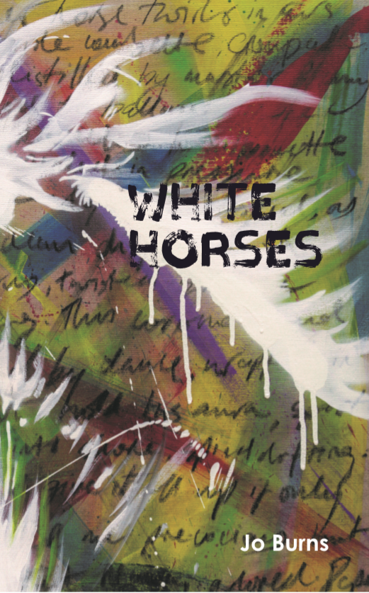 White Horses by Jo Burns