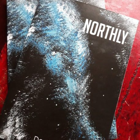 Northly poetry collection David Toms published by Turas Press