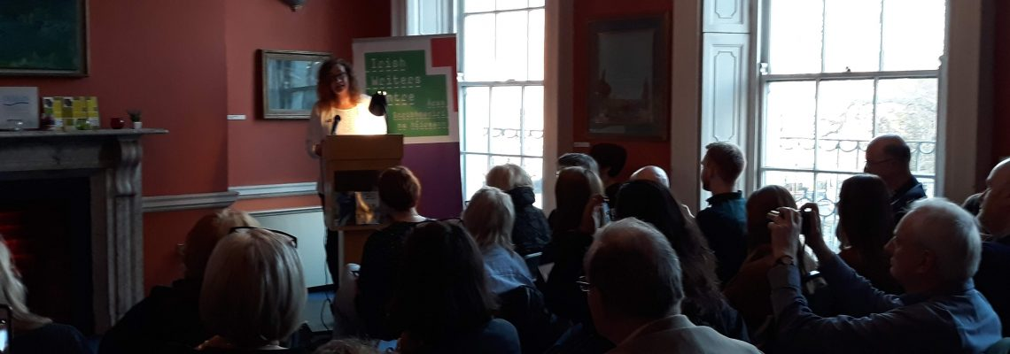 "Launch of Eithne Lannon's ""Earth Music"""