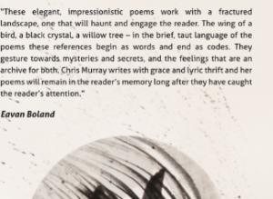 """bind"" by Christine Murray"