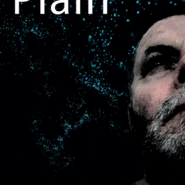 Cover of Plain, poetry by Ross Hattaway